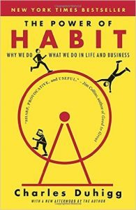dental soiree // the power of habit book