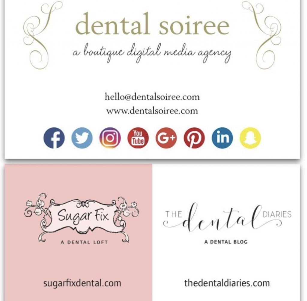 Why we still need business cards in 2018 dental soiree but regardless of design there is certain information you should always include on your business card colourmoves