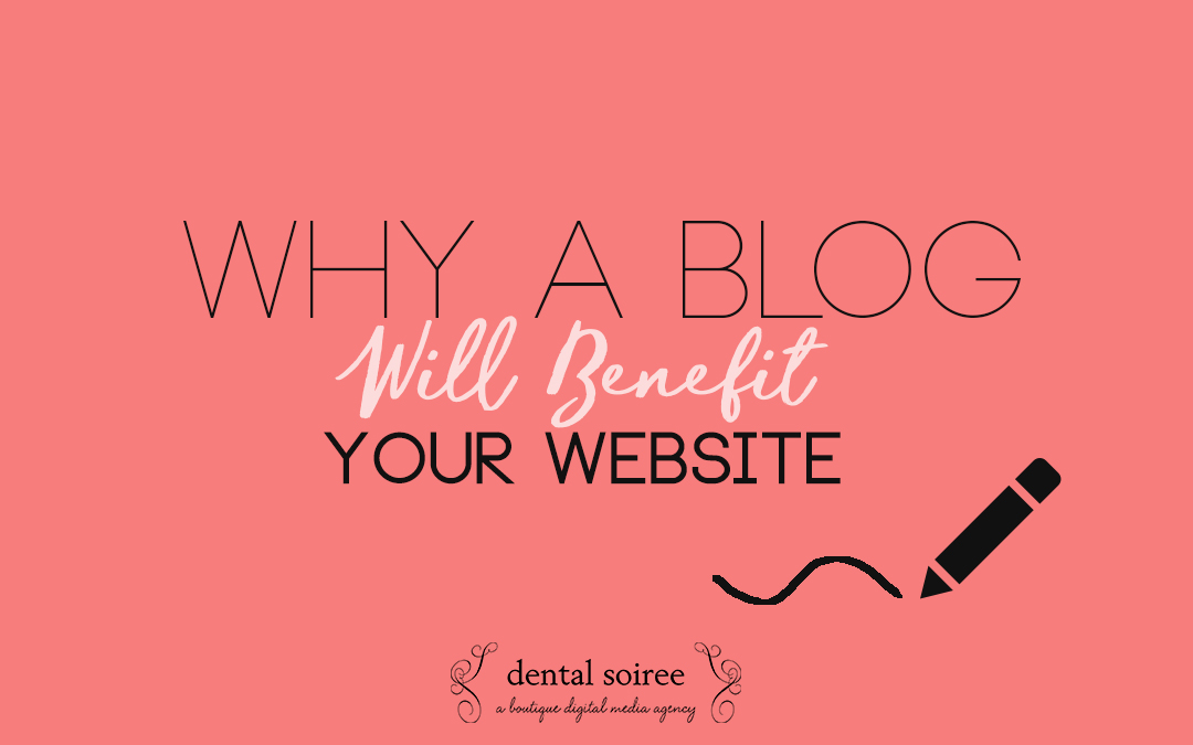 Why Blogs Will Benefit Your Website