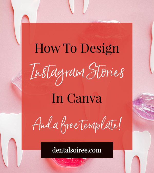 How To Design Instagram Stories Templates In Canva