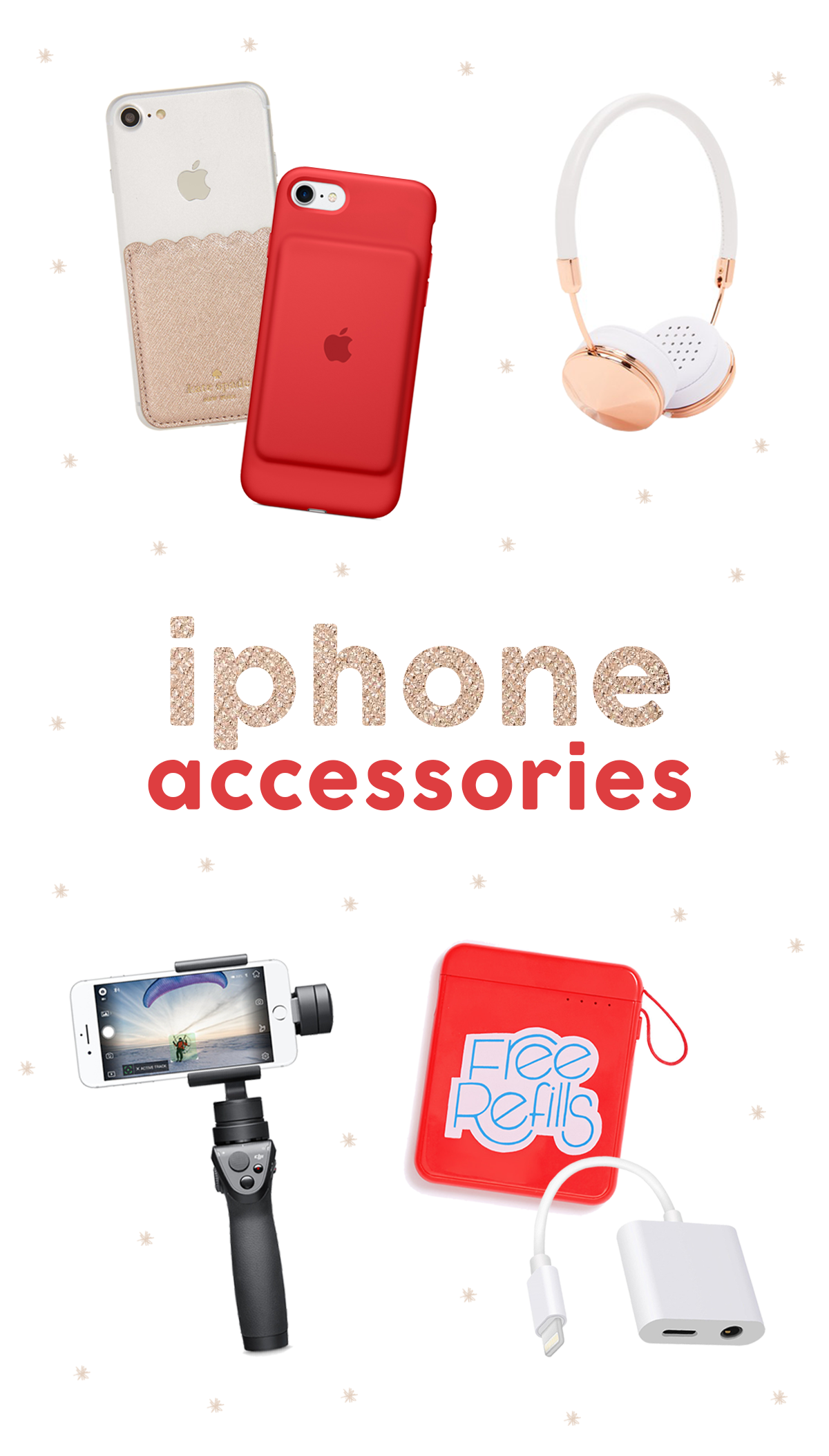 dental soiree // iphone accessories