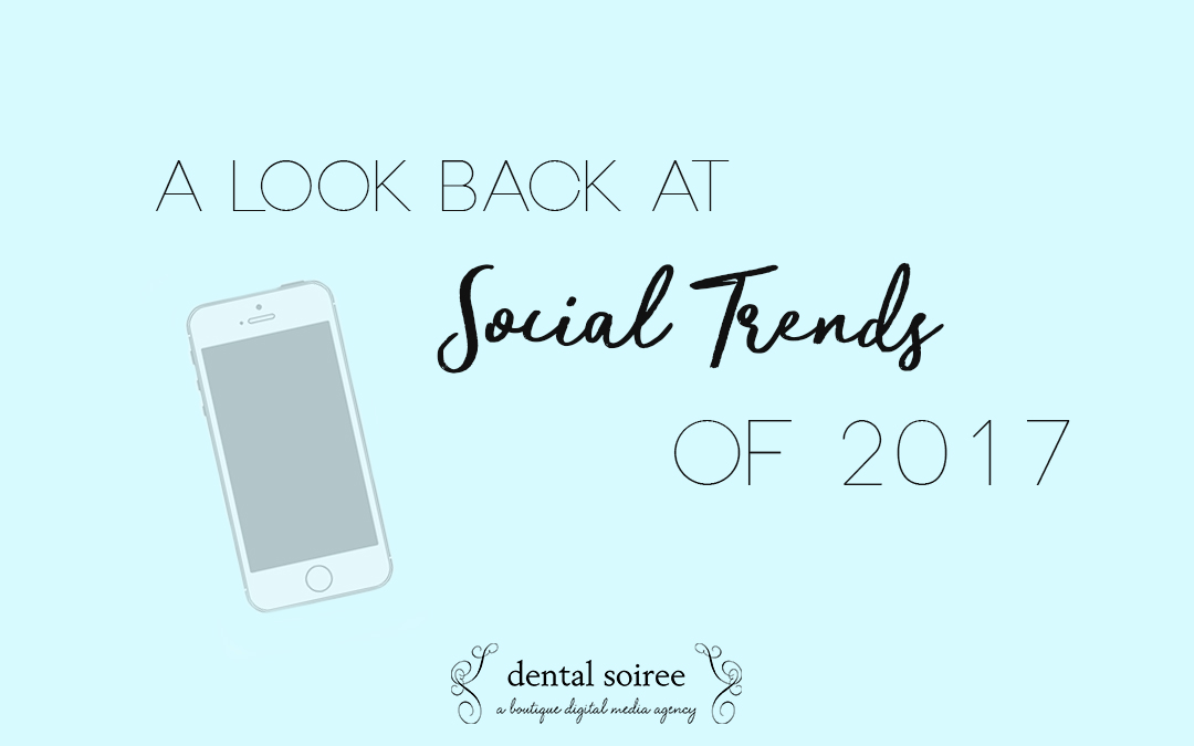 A Look Back At Social Trends Of 2017