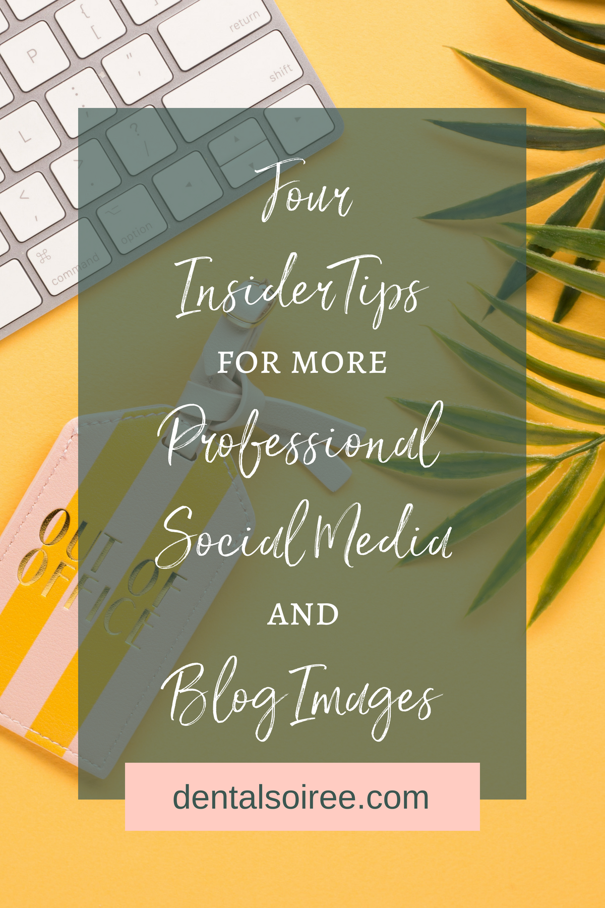 Four Insider Tips for More Professional Social Media and Blog Images