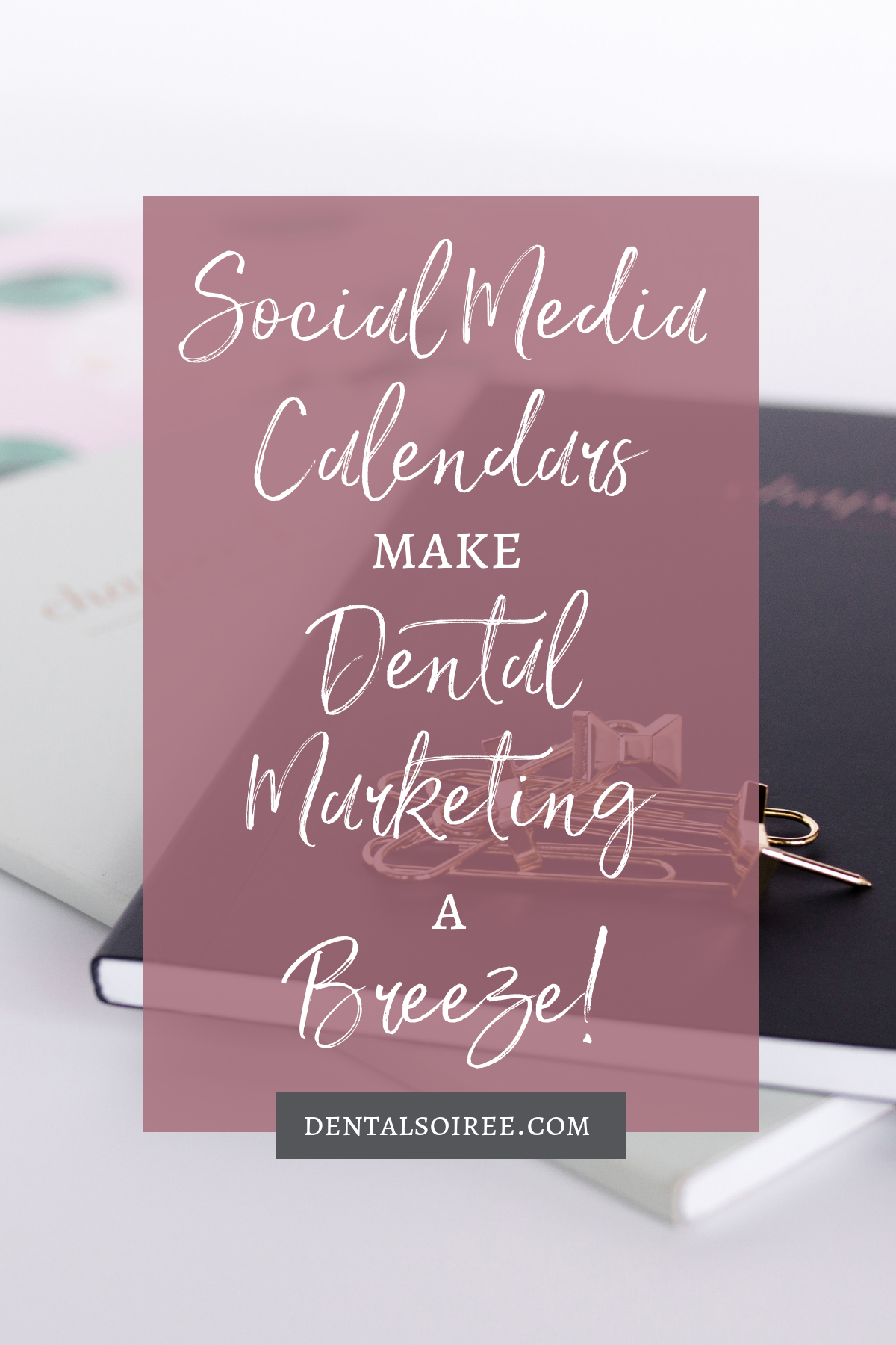 A Social Media Calendar Makes Dental Marketing a Breeze!