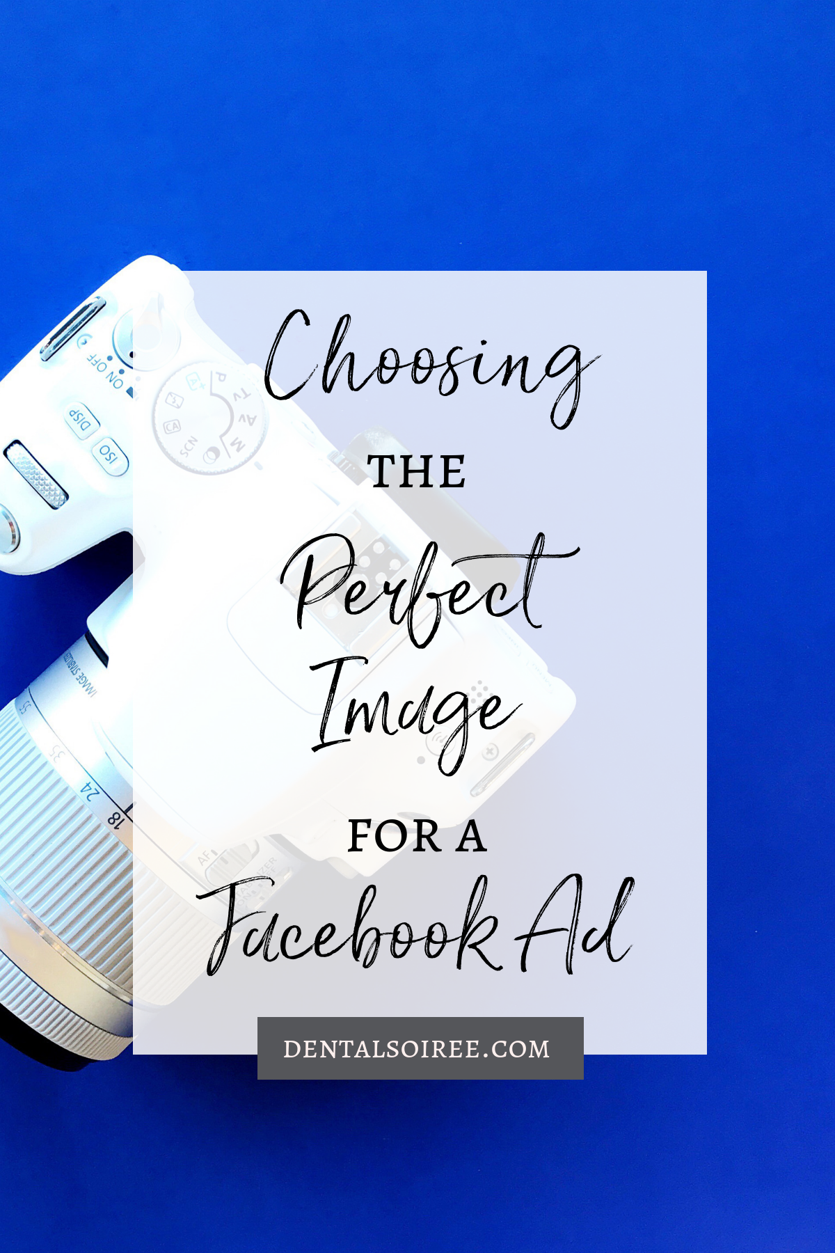 Choosing the Perfect Image for a Facebook Ad