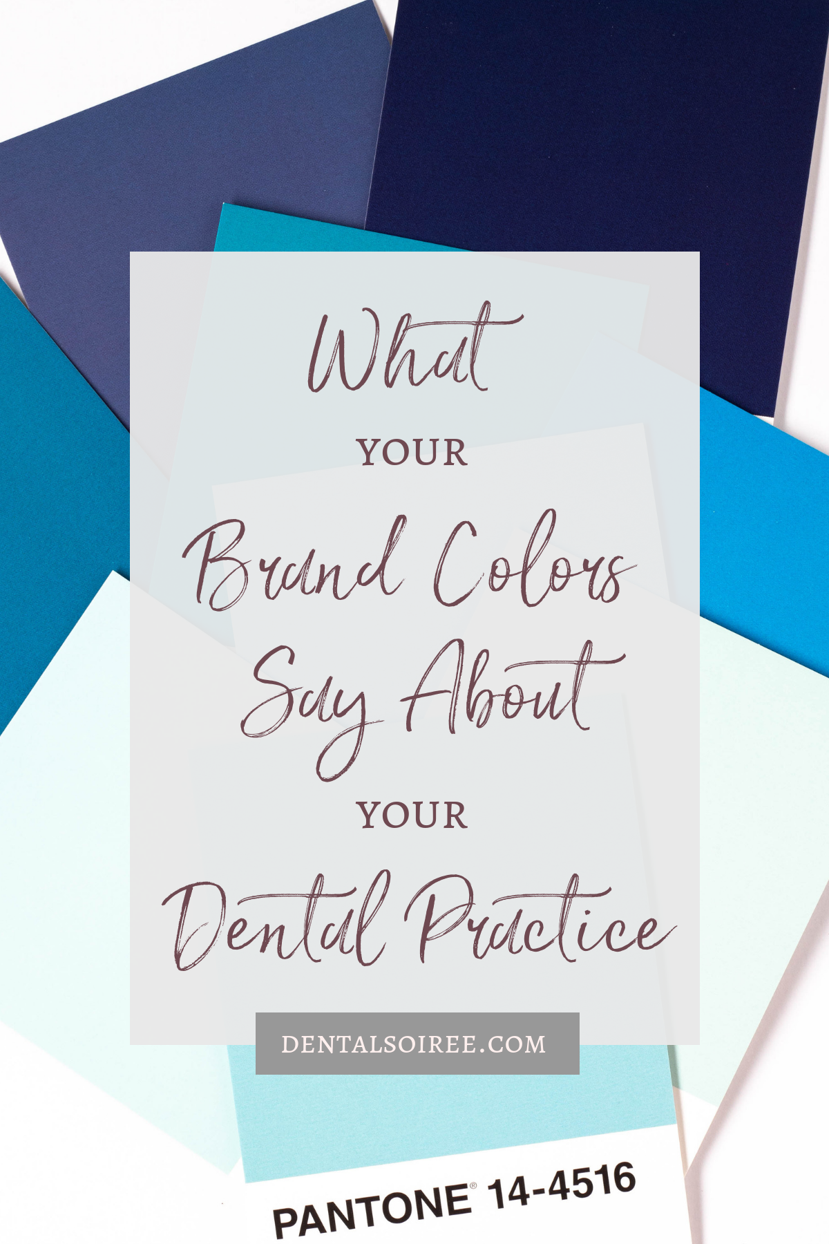 What Your Brand Colors Say About Your Dental Practice