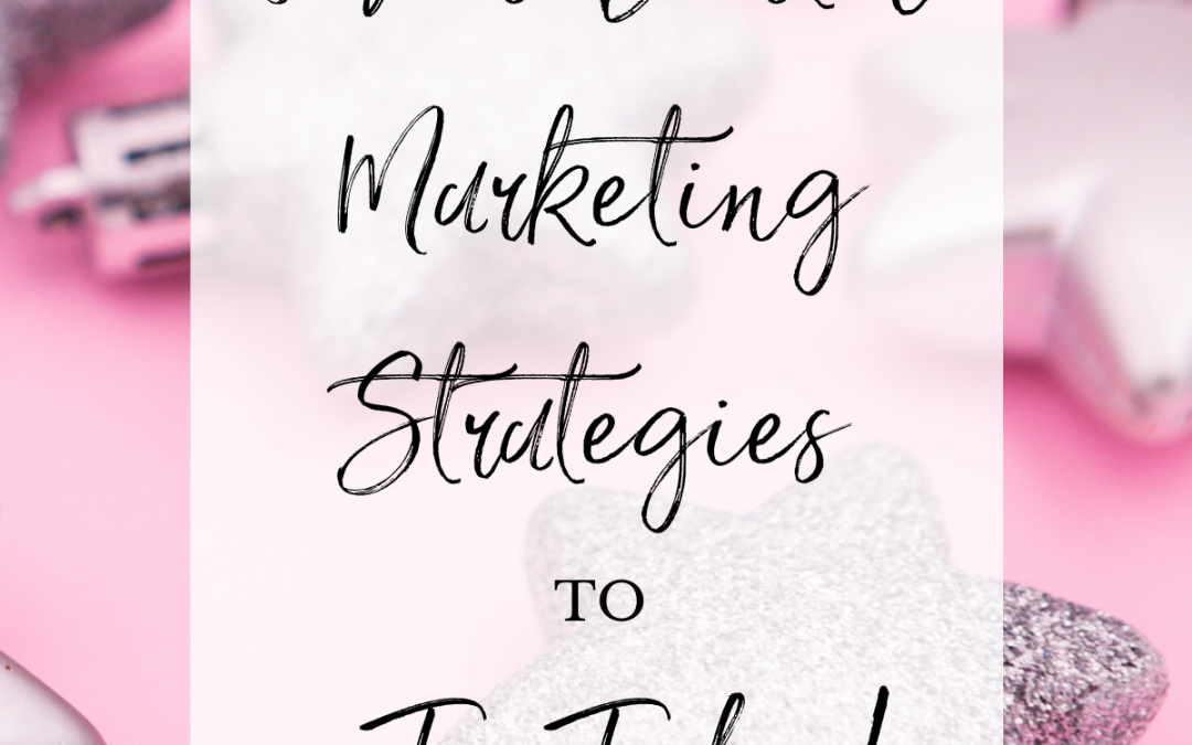Three Fun Dental Marketing Strategies to Try!