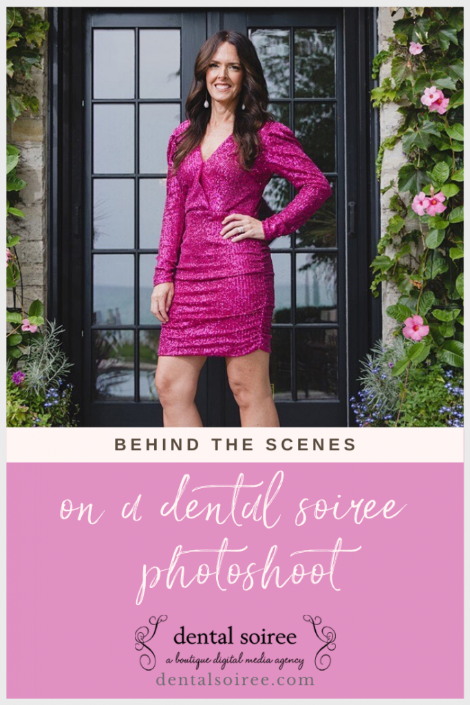 dental soiree photoshoots pinterest image